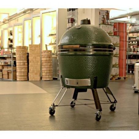 Угольный, керамический гриль Big green egg large - 4
