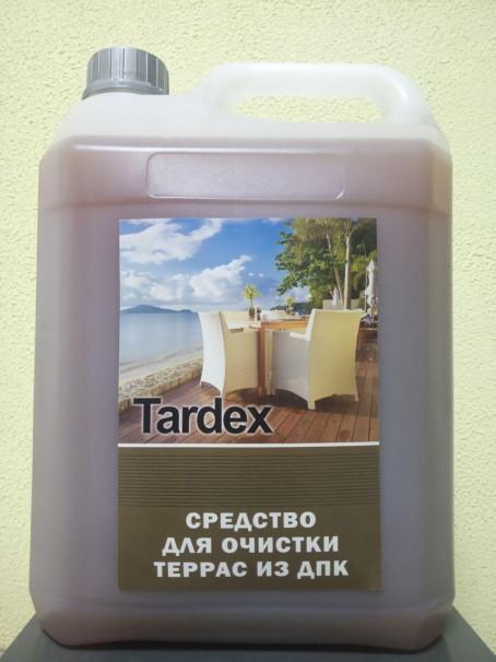 Tardex Средство для очистки террас (5л) - 1