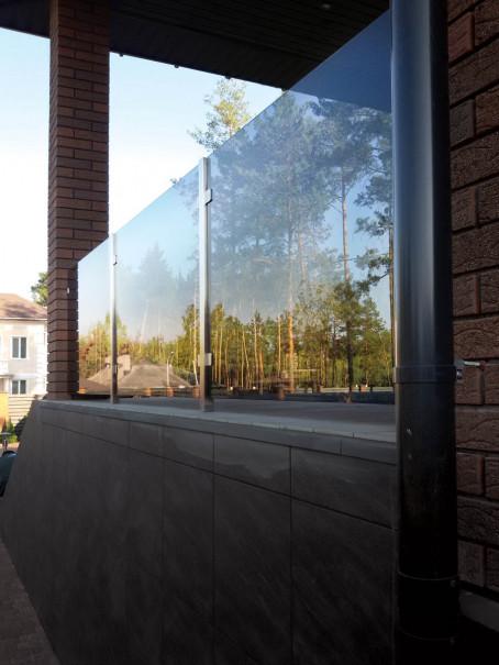 Ограждения из стекла - 2