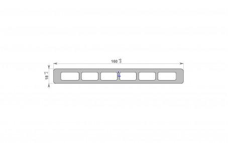 HOLZDORF Доска Brush/Impress 160*19 - 4