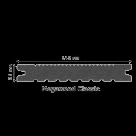 Megawood Classic (Lava Brown, Slate Grey) - 5